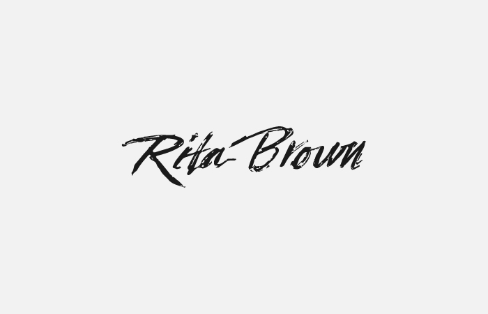 Rita Brown Dressing